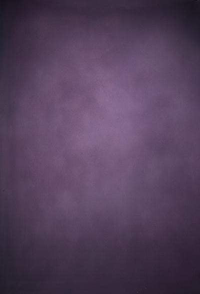 Katebackdrop:Kate Abstract Texture Purple Colorfulness Hand Painted Canvas Backdrop