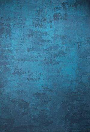 Katebackdrop:Kate Hand Painted Canvas Denim Blue Spray Painted Backdrops