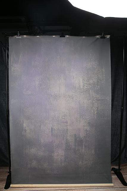 Katebackdrop:Kate Abstract Texture Warm Gray Spray Painted Backdrop