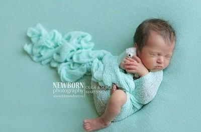 Katebackdrop£ºNewborn Baby Stretch Wrap Photo Props Wrap-Baby Photography Props
