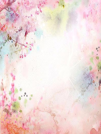 Katebackdrop:Kate Pink Backdrop Photography Flower Pattern For Children Shoot