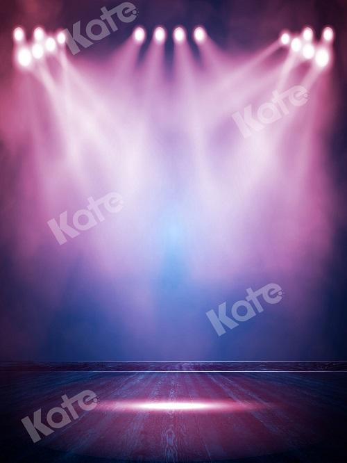 Kate Spotlight Stage Backdrop Light Bokeh Photography Background