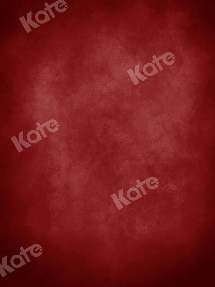 Kate 5x7ft//1.5x2.2m Abstract Red Backdrops Texture Red Portrait Photography Shoot Studio Props