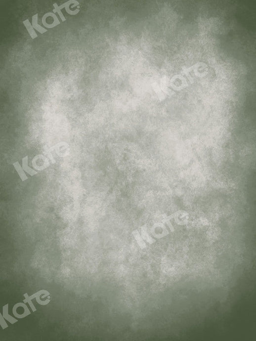 Kate Abstract Backdrop Misty Grey Green Texture for Portrait Photography