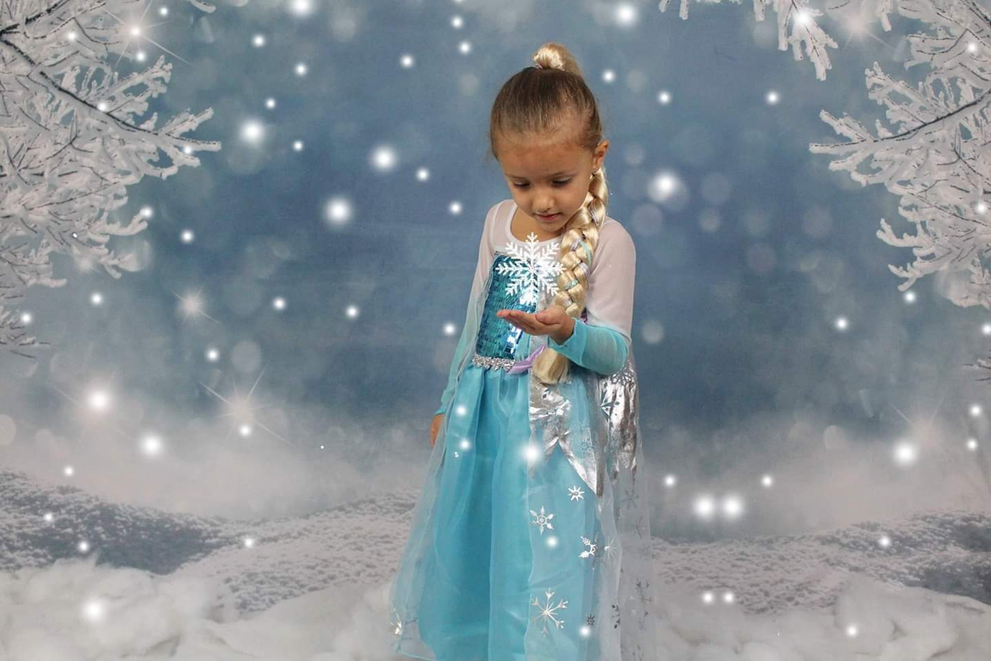 Load image into Gallery viewer, Katebackdrop£ºKate Winter Snow Freeze Backdrop photography studio US