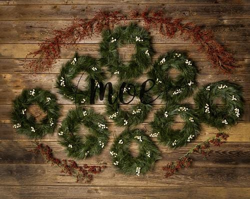 Kate Holiday Backdrop Designed By Moements Photography