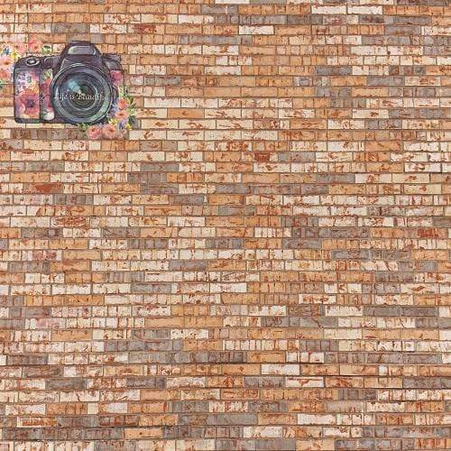 Katebackdrop£ºKate Vintage Multi Brick Wall Backdrop Designed By Leann West