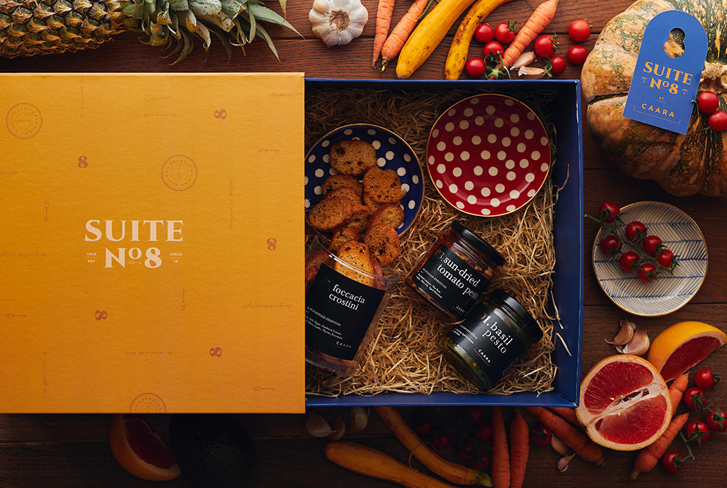 The Farm Picnic Gift Box