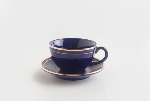 Tea Cup & Saucer - Sir Edward