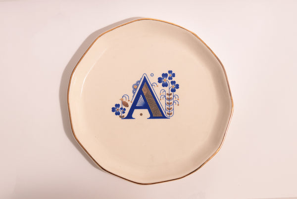 A-Z Superior Plate