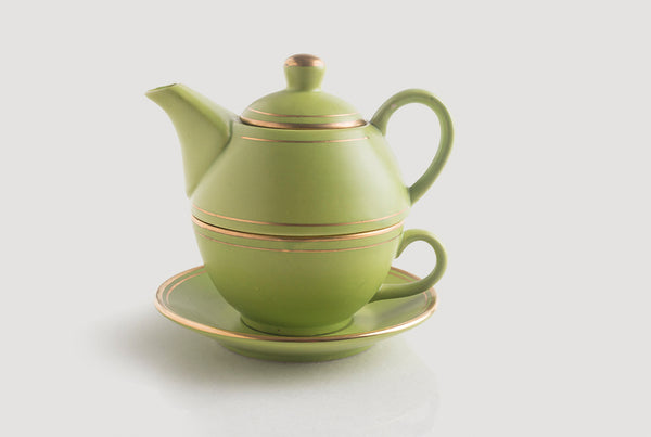 Tea for One – Amazon Green