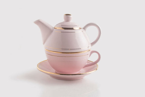 Tea for One – Bella Pink