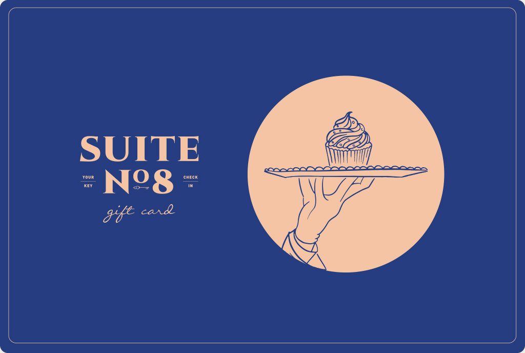 Gift Card – Suite No.8