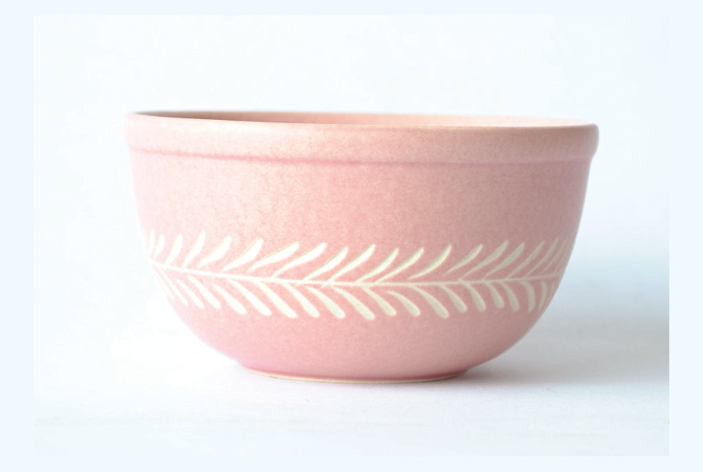 Henna Extra Small Bowl- Matte Pink