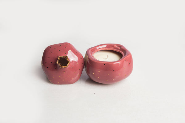 Pomegranate Candle Gift Box