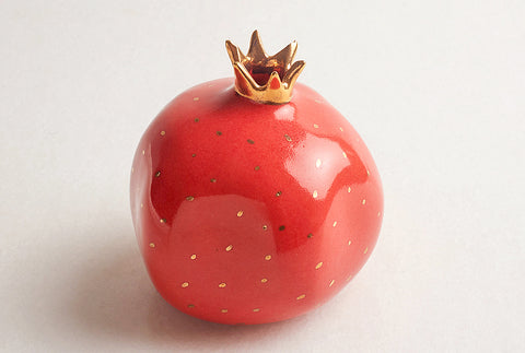 Pomegranate Decor – Red