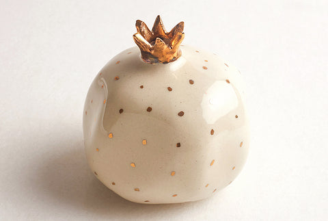 Pomegranate Decor – Ivory
