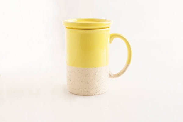Candy Pop Mug – Buttercup Yellow