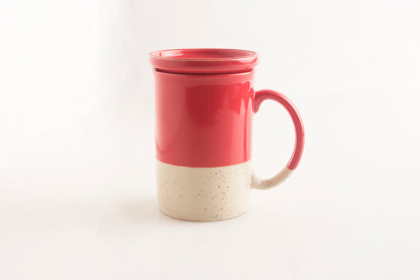 Rouge Mugs - Set of 2