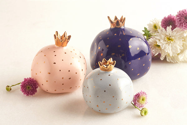 Pomegranate Decor Medium – Ultra Violet