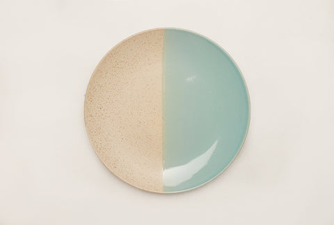 Pool Side Beach Quarter Plates - Set of 4