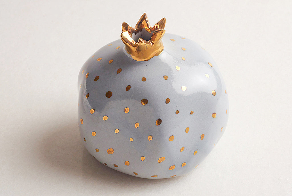 Pomegranate Ripe – Powder Blue