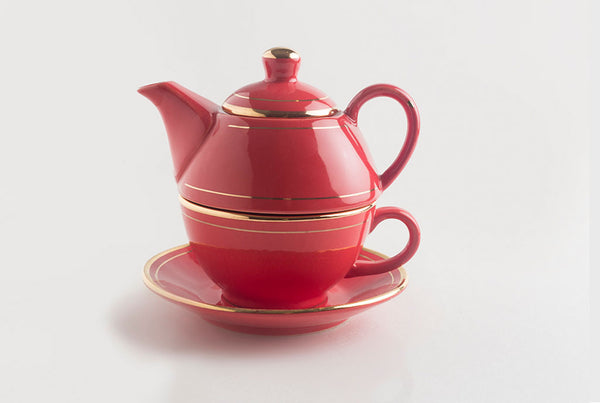 Tea for One – Margaret Red