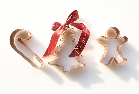 Cookie Cutter Set of 3–Sweet Tooth