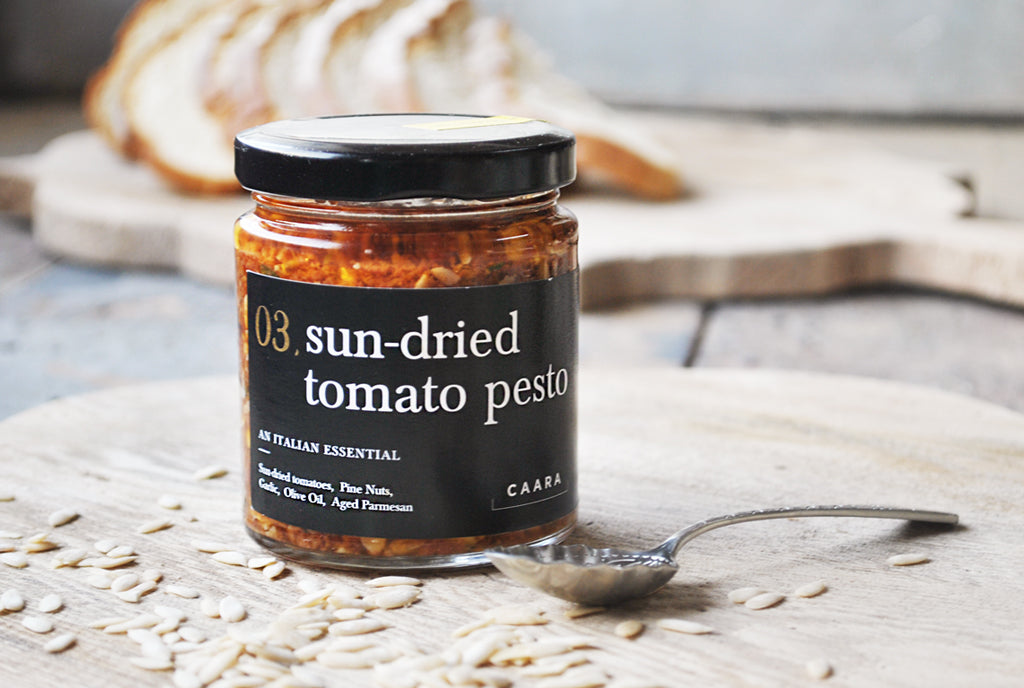 Sundried Tomato Pesto by CAARA