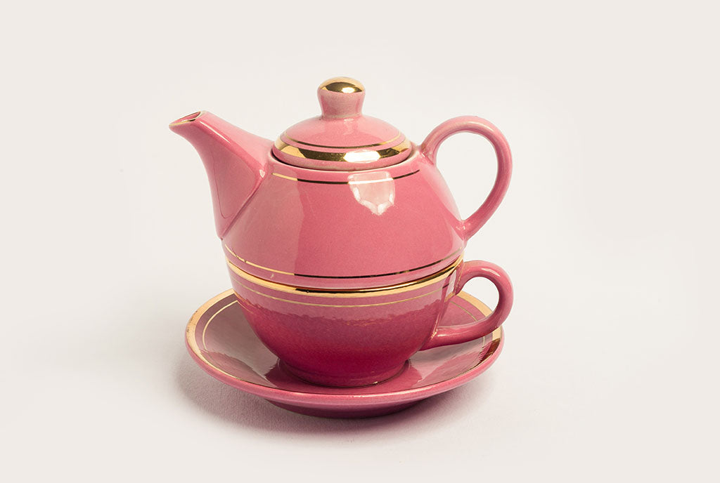 Tea for One – Rose Pink