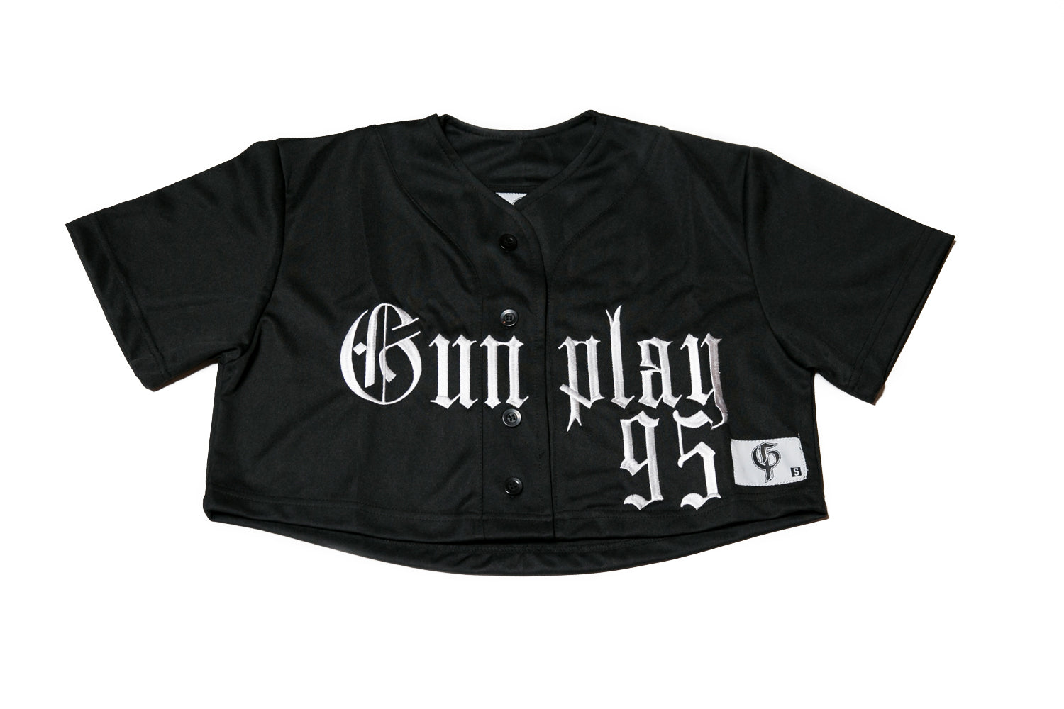 GunPlay 95 Cropped Jersey