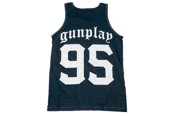 GunPlay 95 Tank - Navy