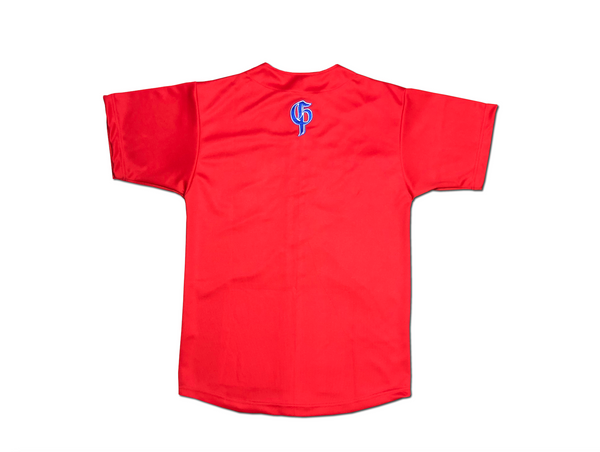 Gunplay Baseball Jersey - Red