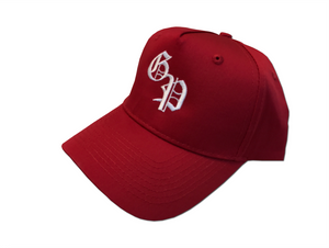 GP Logo Cap - Red
