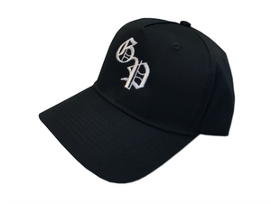 GP Logo Cap - Black