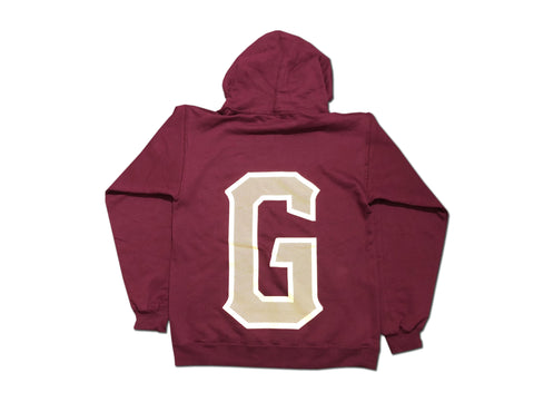 Trappers MindState Hoodie - Burgundy