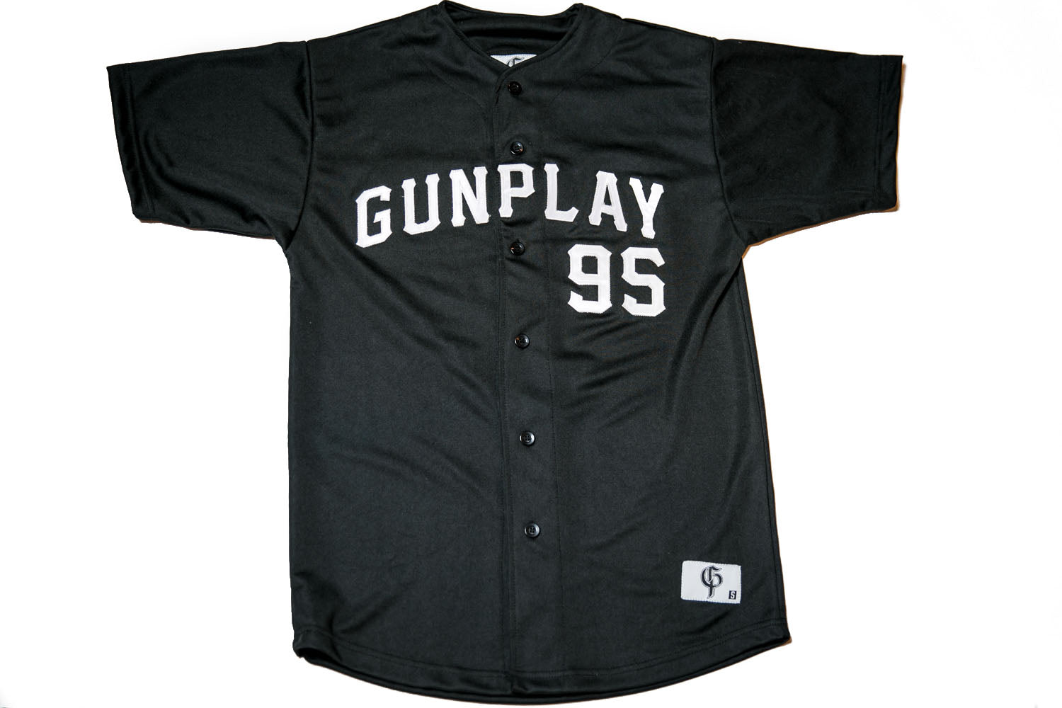 GunPlay 95 Baseball Jersey