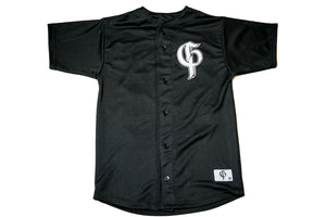 Original GP Baseball Jersey - Black