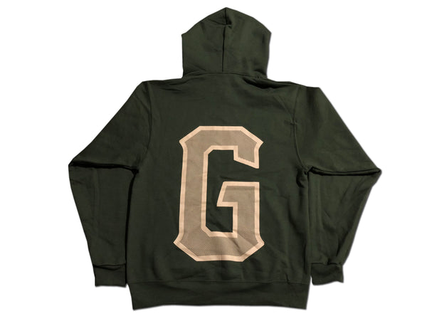 Trappers MindState Hoodie - Military Green