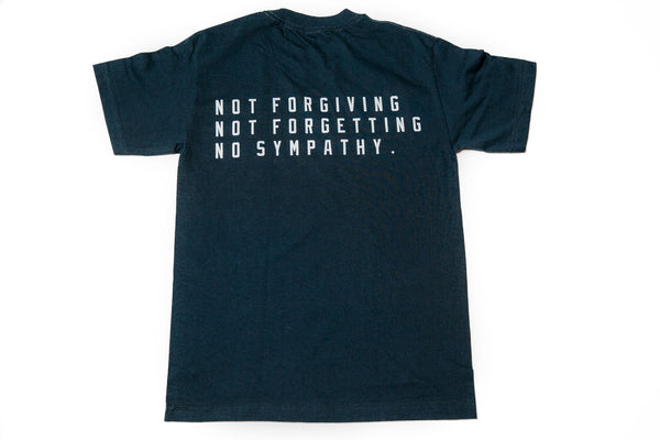 Not Forgiving - Navy