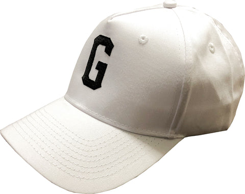 "Original ""G"" Cap - White"