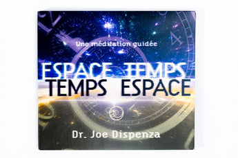 CD MEDITATION JOE DISPENZA - Espace Temps
