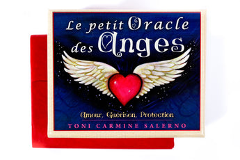Le petit oracle des anges : Amour, Guérison, Protection - Toni Carmine Salerno