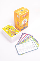 Cartes Girafe'O - Jeu de Communication Non Violente (CNV)