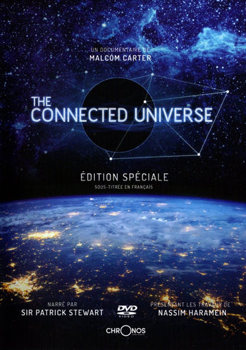 DVD Film L'UNIVERS CONNECTE Nassim HARAMEIN