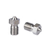 5pcs/Lot 3D printer 3D V6 Extra Nozzle Stainless Steel Nozzle 0.25mm/0.4mm/0.8mm for 1.75/3.0 for 3D printer