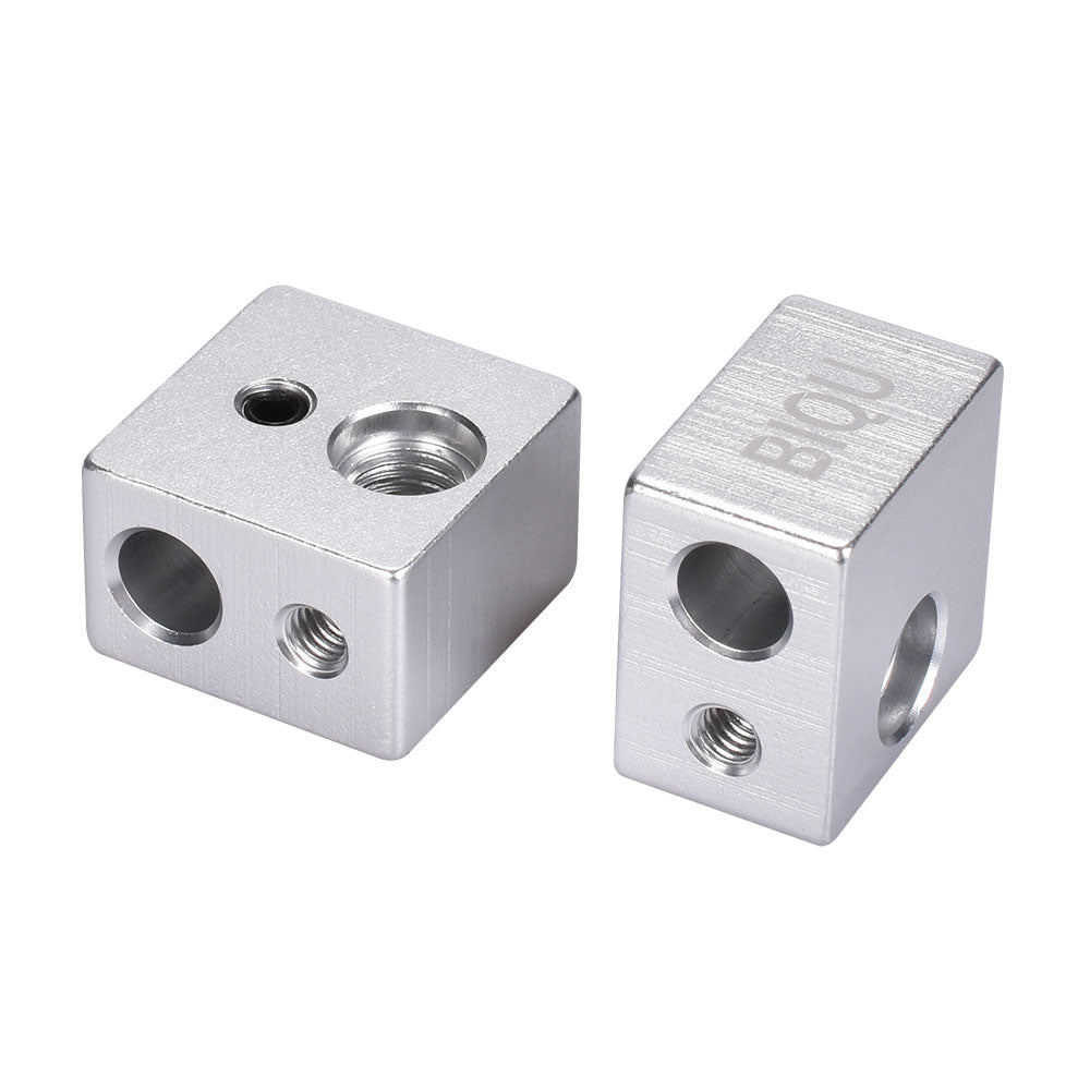 MK10 Aluminum Block Silicone Socks Assembled Full Metal J-head Hotend Extruder kit Heater Block Cover for 3D Printer