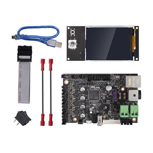 Clone Prusa MINI Buddy Control Board Integrated TMC2209 Driver+MINI LCD28 V1.0+Switch 3D Printer Parts For Prusa MINI Printer