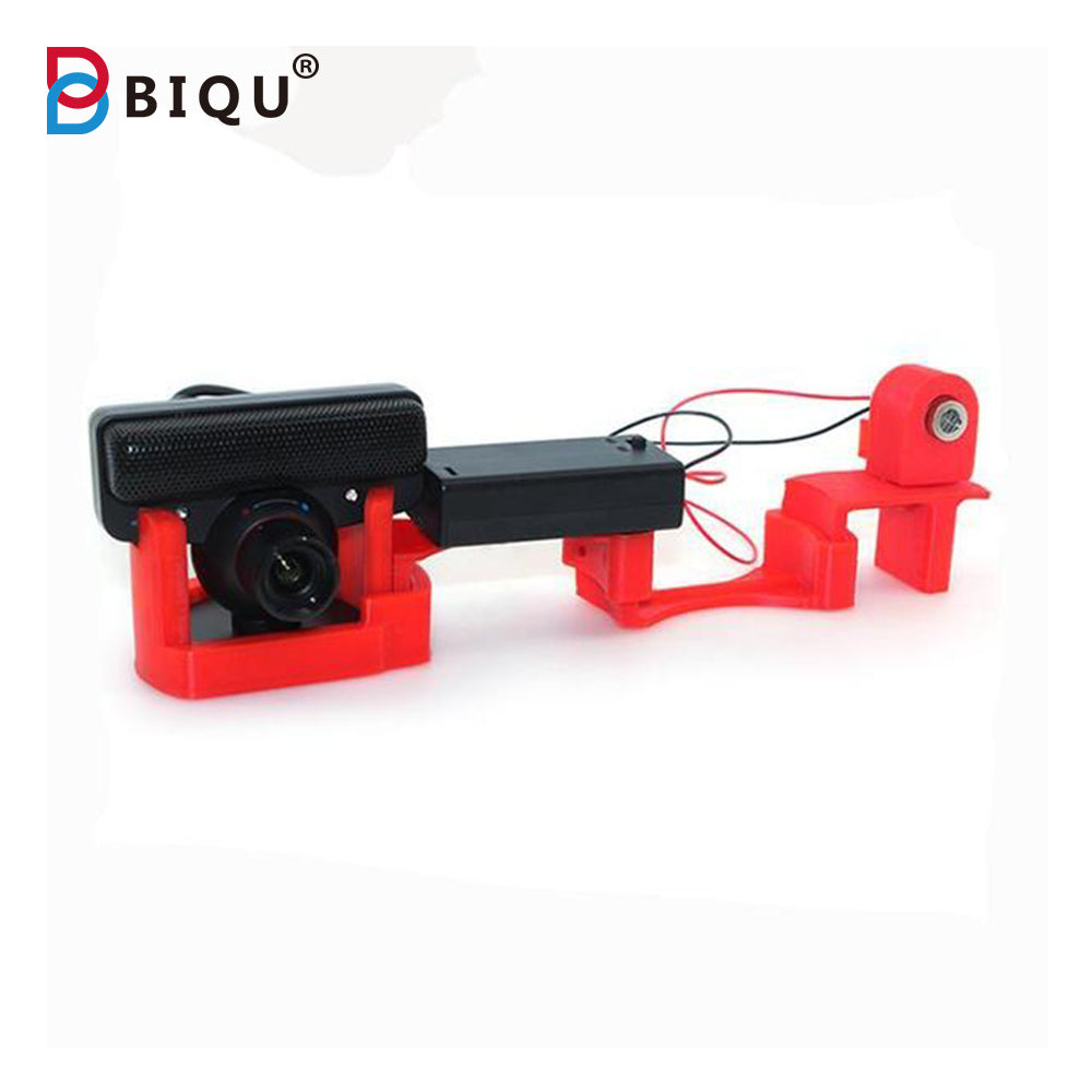 mini Scanner 3D 3D three-dimensional scanner simple cheap laser scan easy to use DIY 3D scanner main kit camera - Biqu.Store