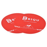 BIQU 3D Printer Heatbed Sticker With 3M Tape 3D Printers 170mm Red Round Heatbed Sticker Build Plate Tape 3D0322 - Biqu.Store